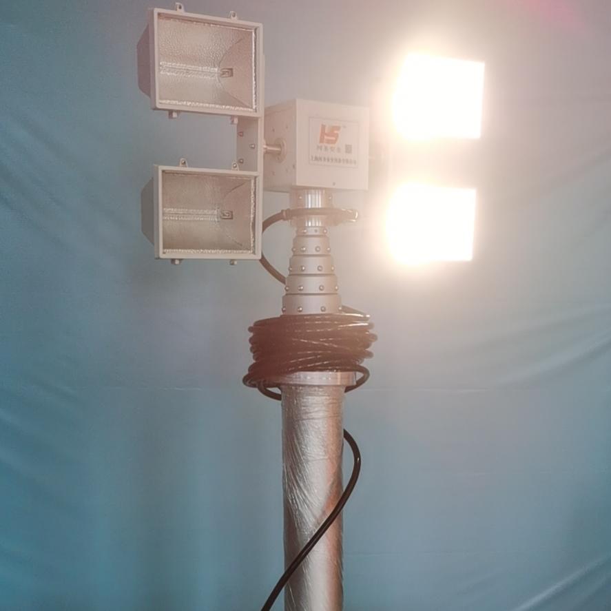 河圣安全 车载应急照明灯 2000W照明