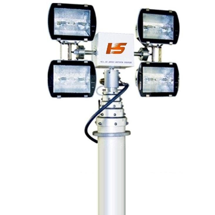 上海河圣 移动式照明灯 大功率探照灯
