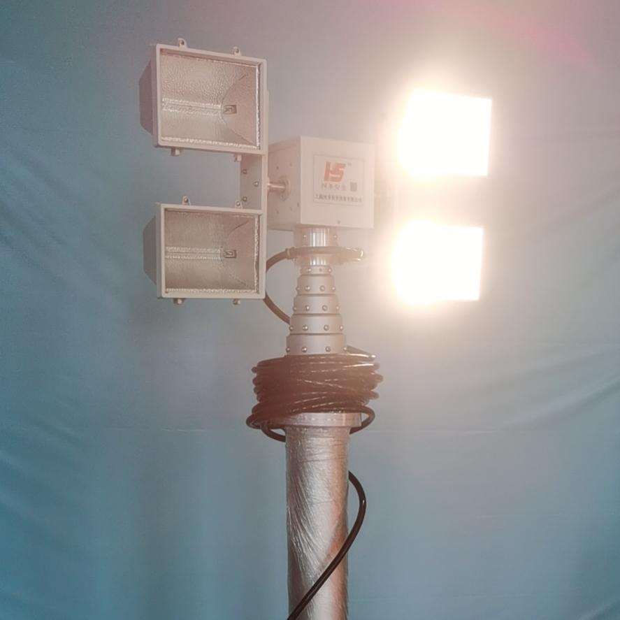 河圣牌 升降式照明灯 大功率泛光灯