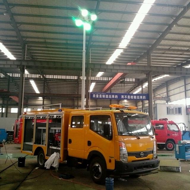 上海河圣 直立式照明灯 3000W照明设备