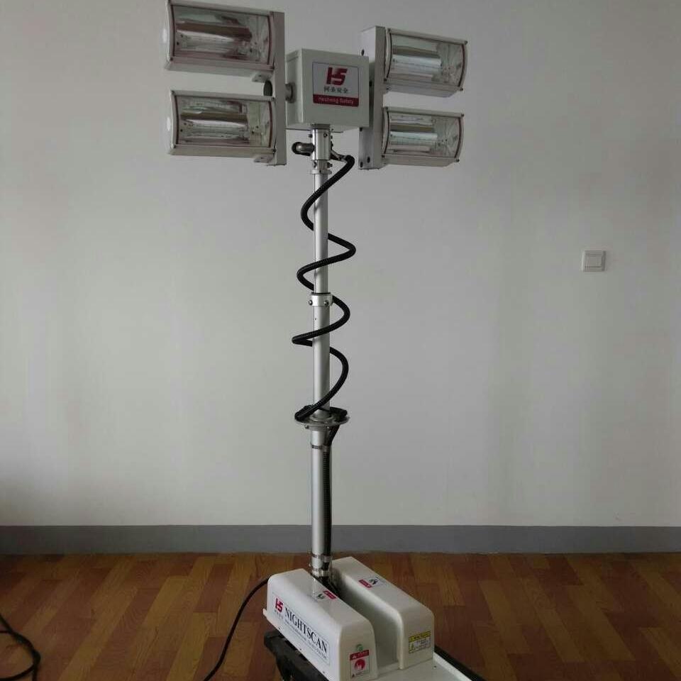河圣牌 车载式照明灯 3000W照明 技术参数