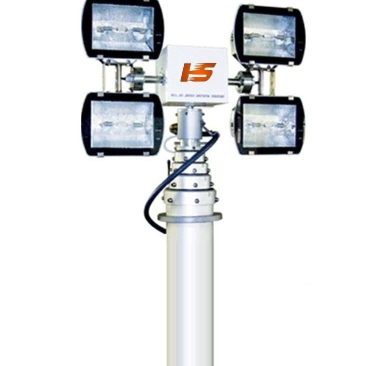 消防移动照明产品 现场事故应急照明灯
