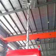 河圣牌 气动升降杆照明装置 1000W照明灯