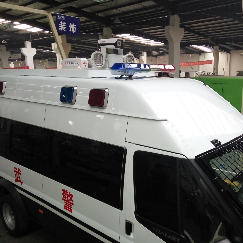 车载式照明灯装置 车载移动照明设备