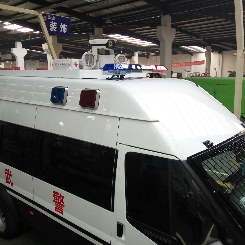 上海河圣 直立式升降照明设备 车载照明灯
