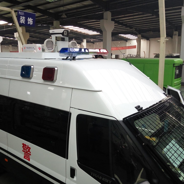 上海河圣 勘察车升降照明灯 车顶照明设备