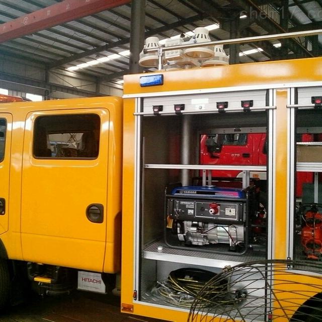 上海河圣 救援车升降照明灯 2000W照明设备