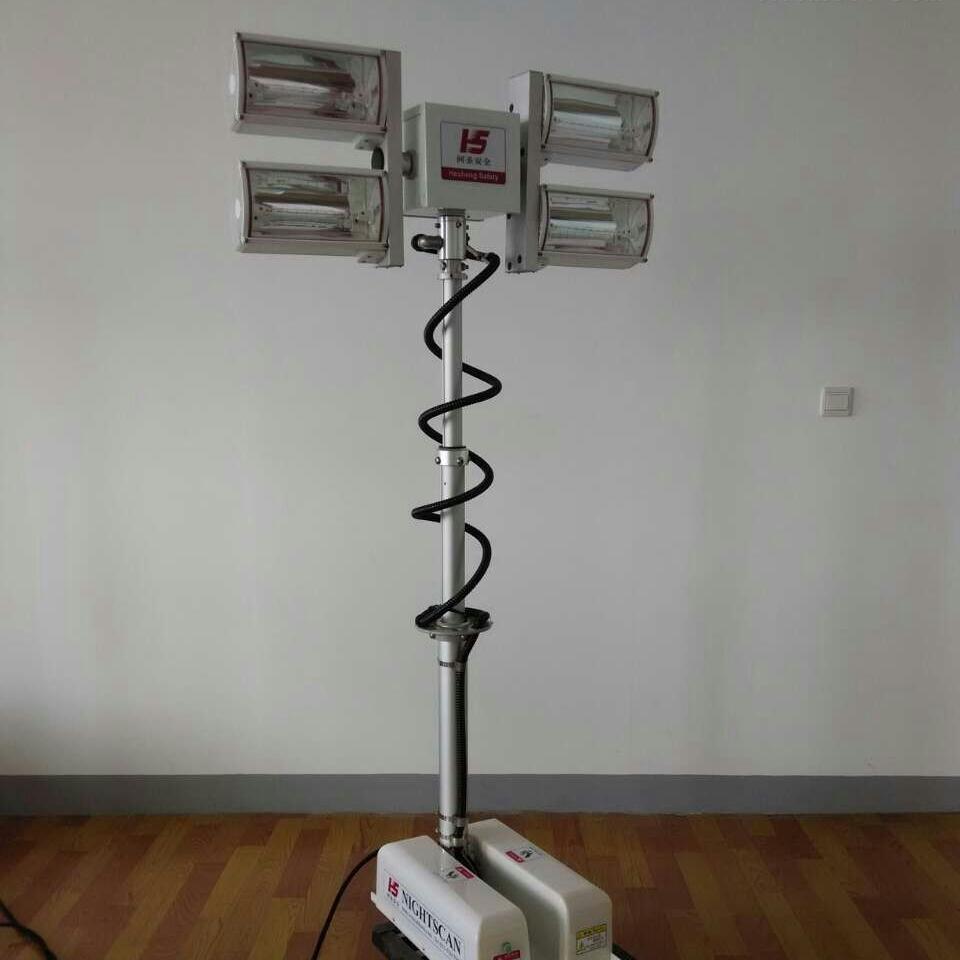 河圣牌 气动式升降灯 5000W照明灯 技术支持