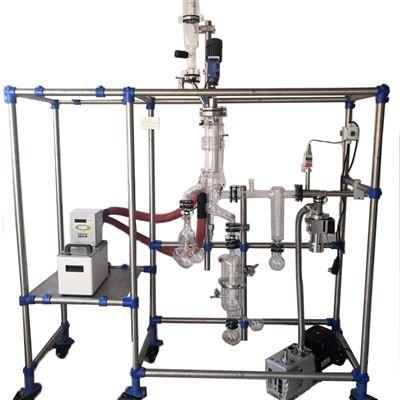 KBTL5D短程分子蒸餾設備