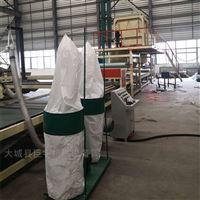 全自动岩棉复合板设备机制生产线