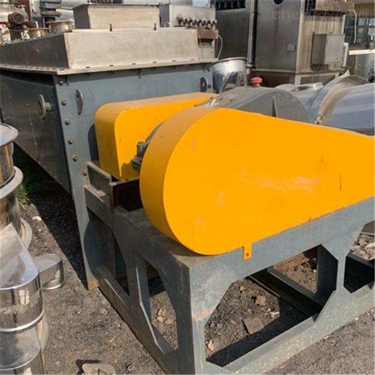 高价回收二手导热油加热空心双轴桨叶干燥机