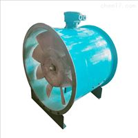 JSF-GM-900低噪声高效防爆轴流风机(双速)