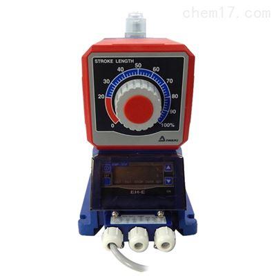 易威奇大流量电磁计量泵EH/E系列