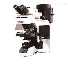 OLYMPUS奥林巴斯研究级显微镜 三目