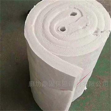 现货硅酸铝保温纤维毯厂家价格