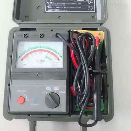 电力承试四级资质兆欧表价格