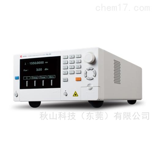 日本santec实现高光输出的可变波长光源