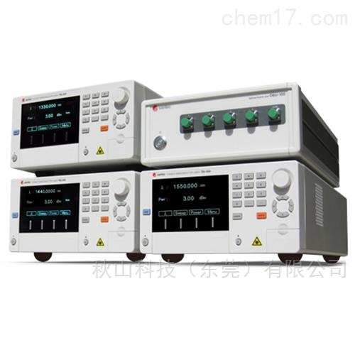 日本santec超宽带全频段的可变波长光源