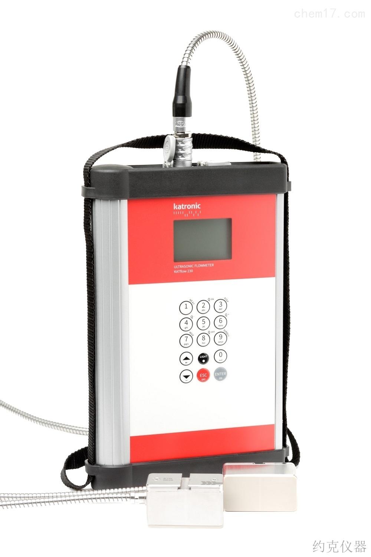 便携式超声波流量计 KATflow 230