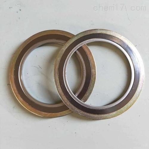 异型DN100不锈钢外环金属缠绕垫片