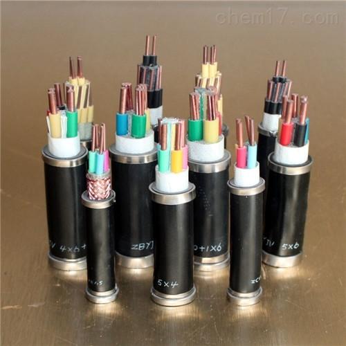 kyjv32细钢丝铠装控制电缆