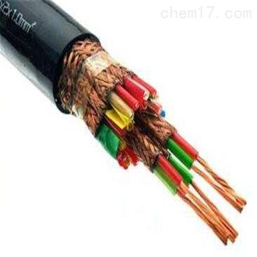 KVVP2铜带屏蔽电缆 KVVP2控制电缆