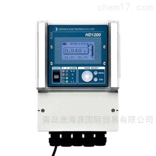 HD1200超声波液位计日本本田电子