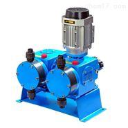 哈欧时双泵头机械隔膜计量泵HJ-X2系列