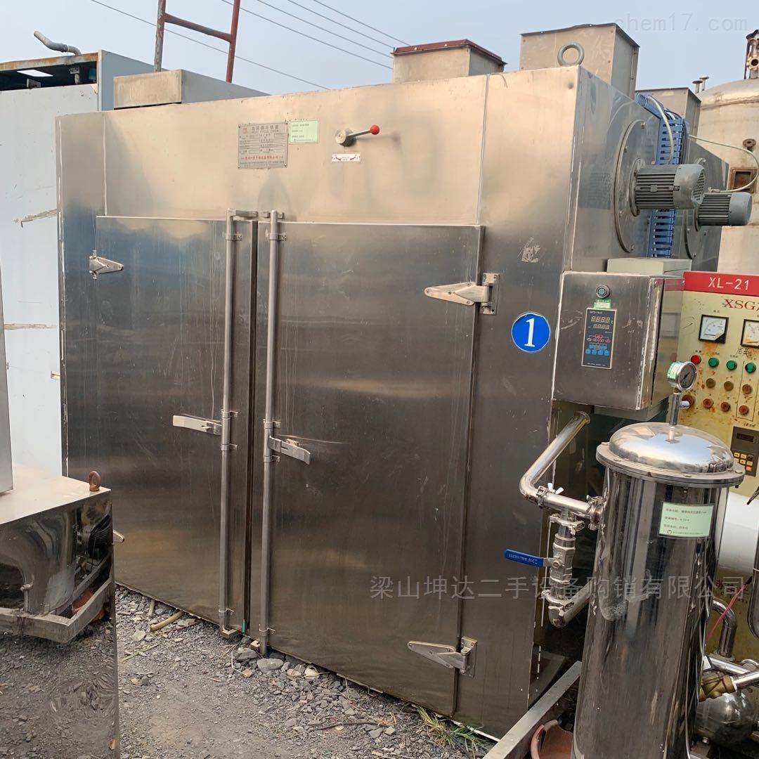 二手电加热 2门2车 热风循环烘箱