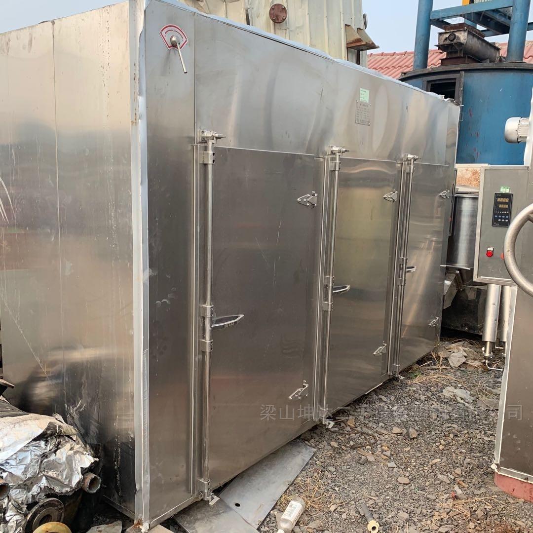 低价处理二手3门6车热风循环干燥箱 烘干