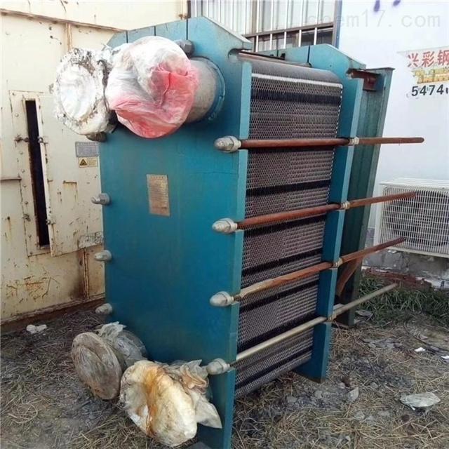 二手板式换热器出售