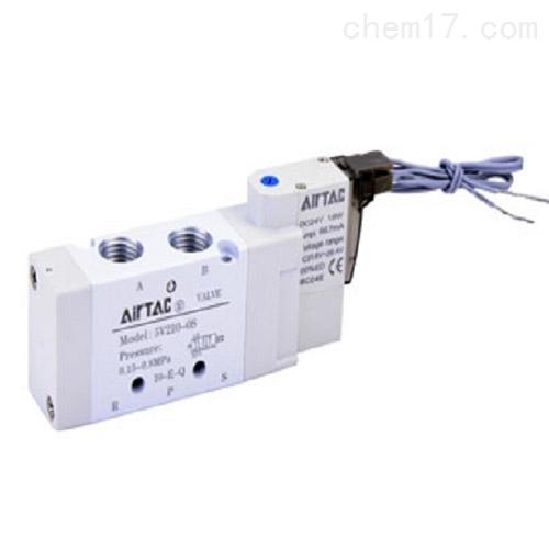 大连亚德客5V系列电磁阀产品简介