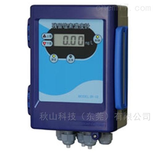 日本technoecho高温水分布型残留氯计