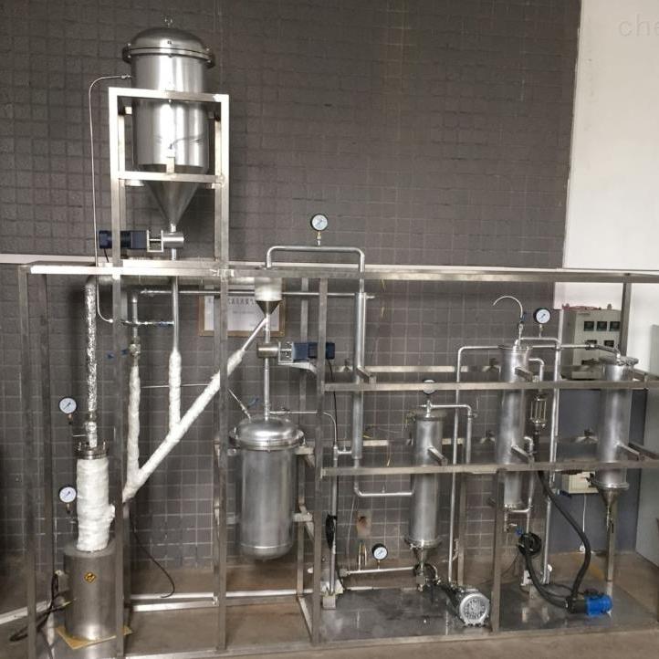 HS-LHC900型高温热管式流化床煤气化