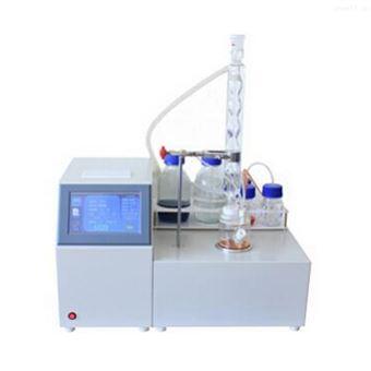 HSY-264C回流法全自动酸值试验器
