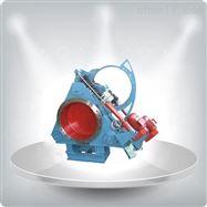 电动扇形盲板阀