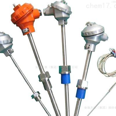 天康装配式热电阻厂家