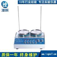 HJ-2两联双头磁力加热搅拌器