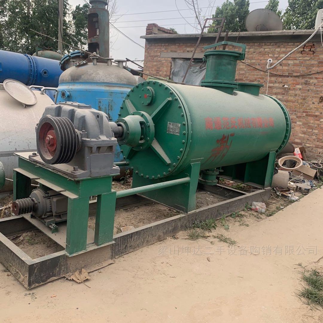 二手2000型耙式干燥机
