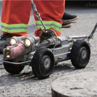 地下管網管道CCTV檢測施工