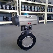 GD671F气动高性能蝶阀
