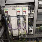 成功修复西门子6SE70伺服驱动器上电就跳闸