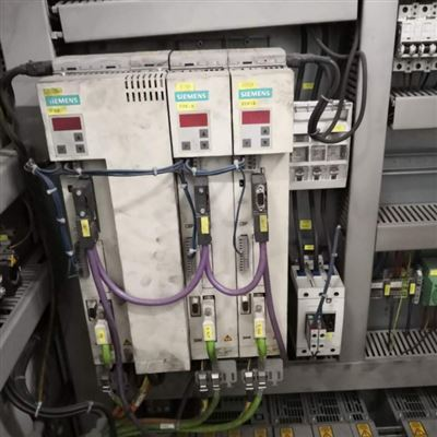 十多年专修西门子6SE70电机控制器报F006