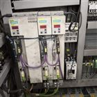 当天解决西门子6SE70伺服器飞车控制不了