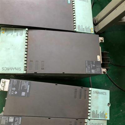 当天修好西门子系统S120电气柜模块黄灯不亮
