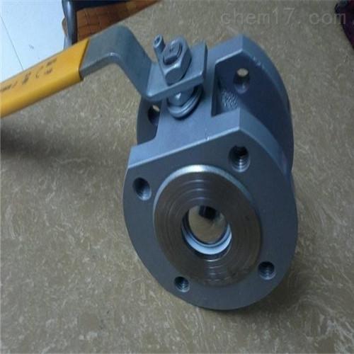 加长型气动焊接高压球阀