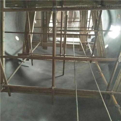 脱硫烟道杂化聚合物防腐涂料施工涂层