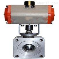Q641F-10L气动铝合金球阀