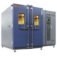 10℃/min步入式快速溫變箱