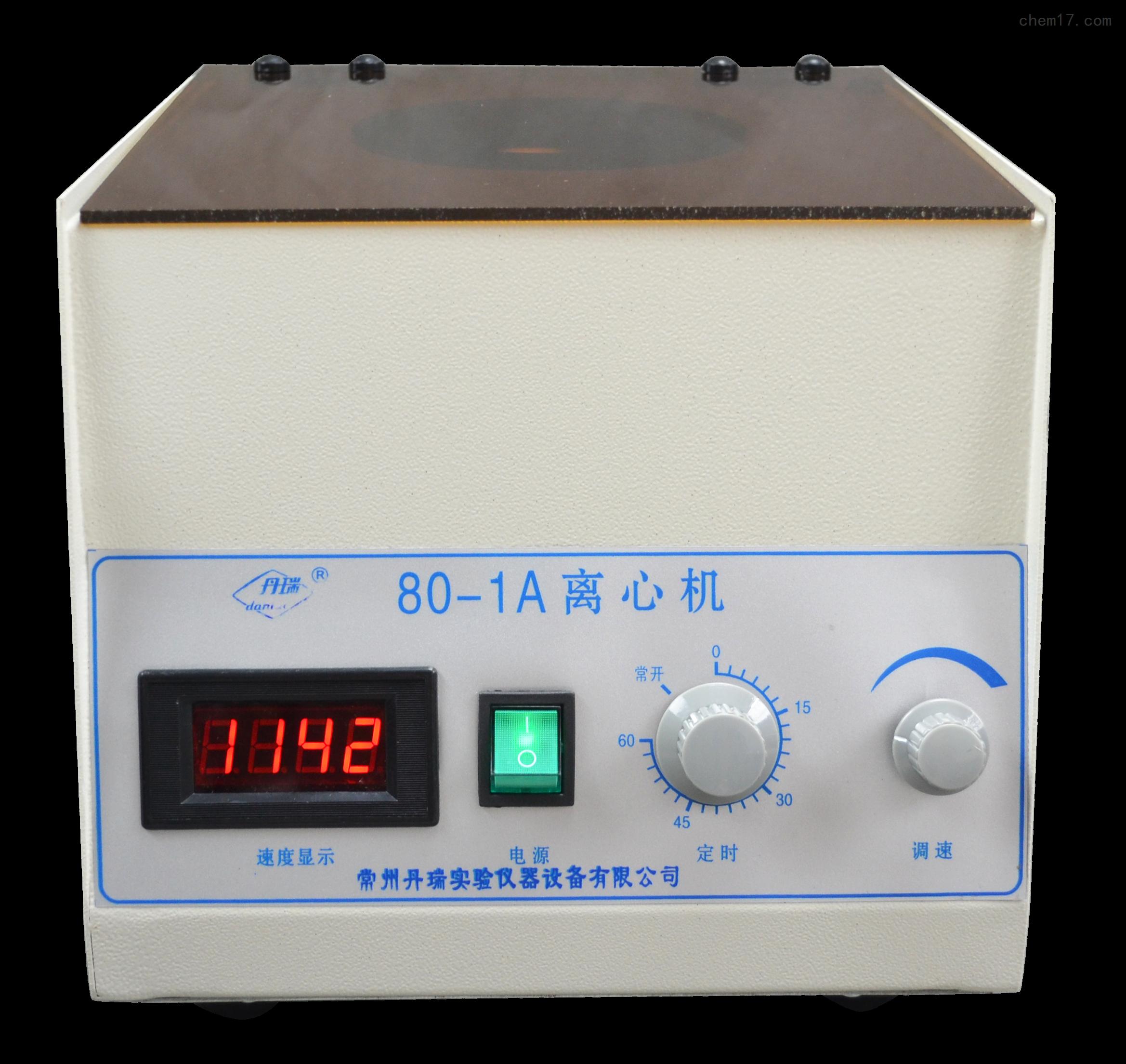 80-2A台式電動離心機